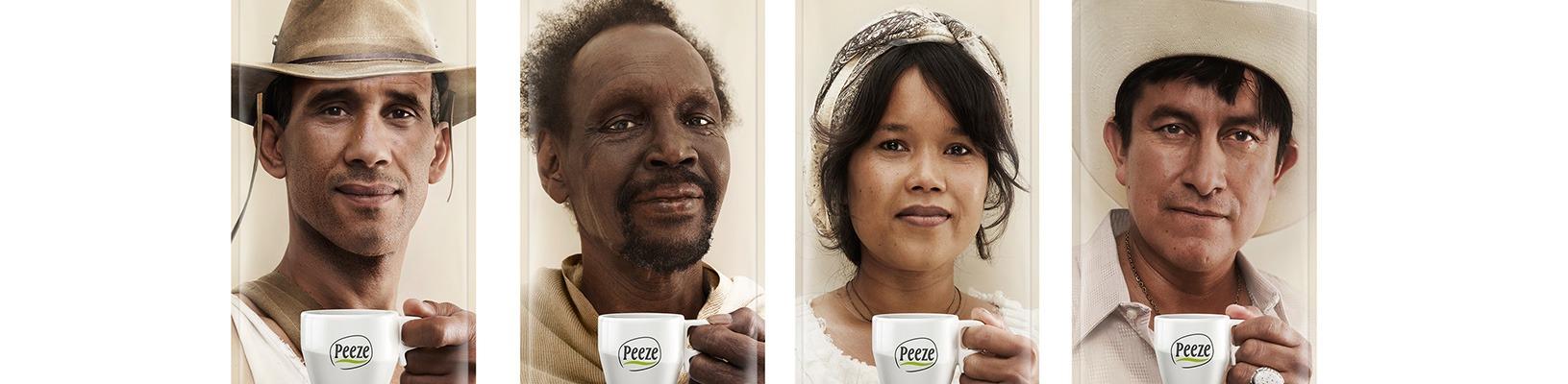 Peeze koffie
