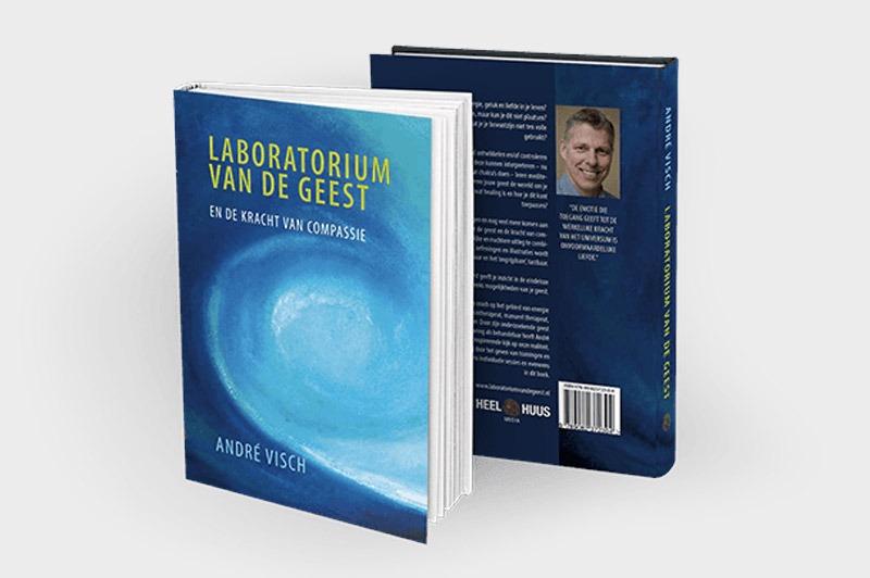 Boek Andre Visch - Labratorium van de geest