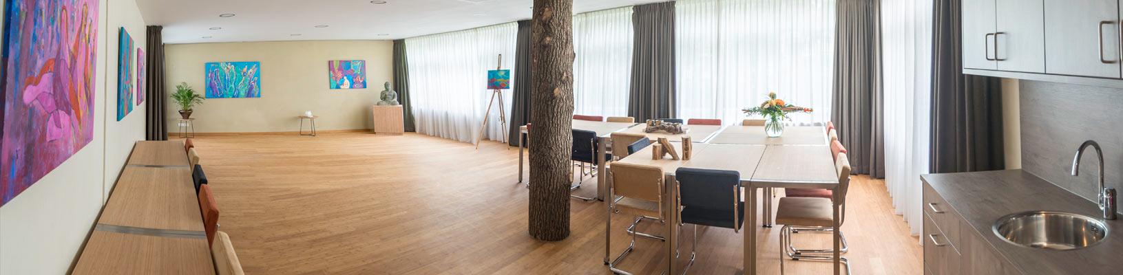 Verhuur Workshopruimte HeelHuus Gezondheidscentrum Warnsveld Zutphen