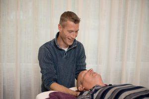 Behandeling Craniosacraal Therapie